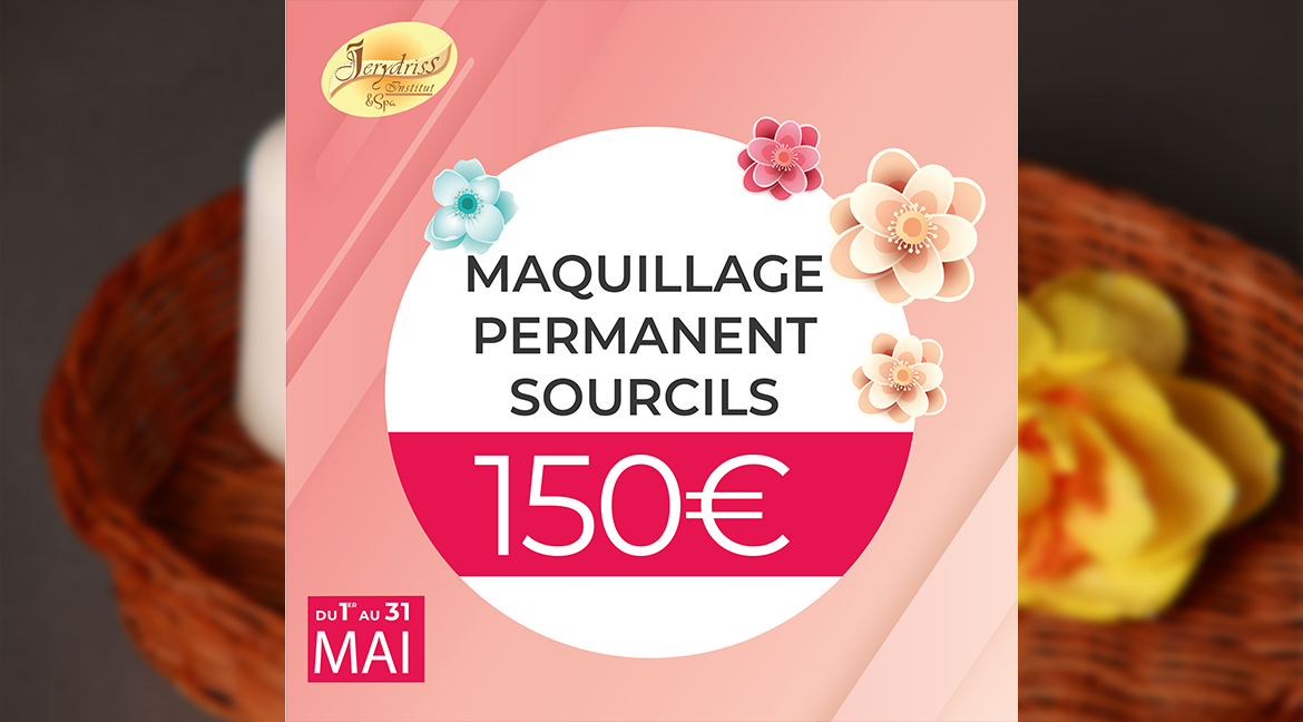 maquillage permanent