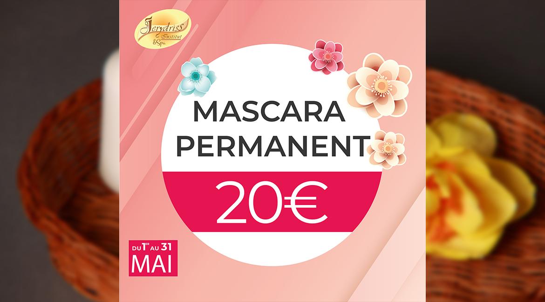 Mascara permanent